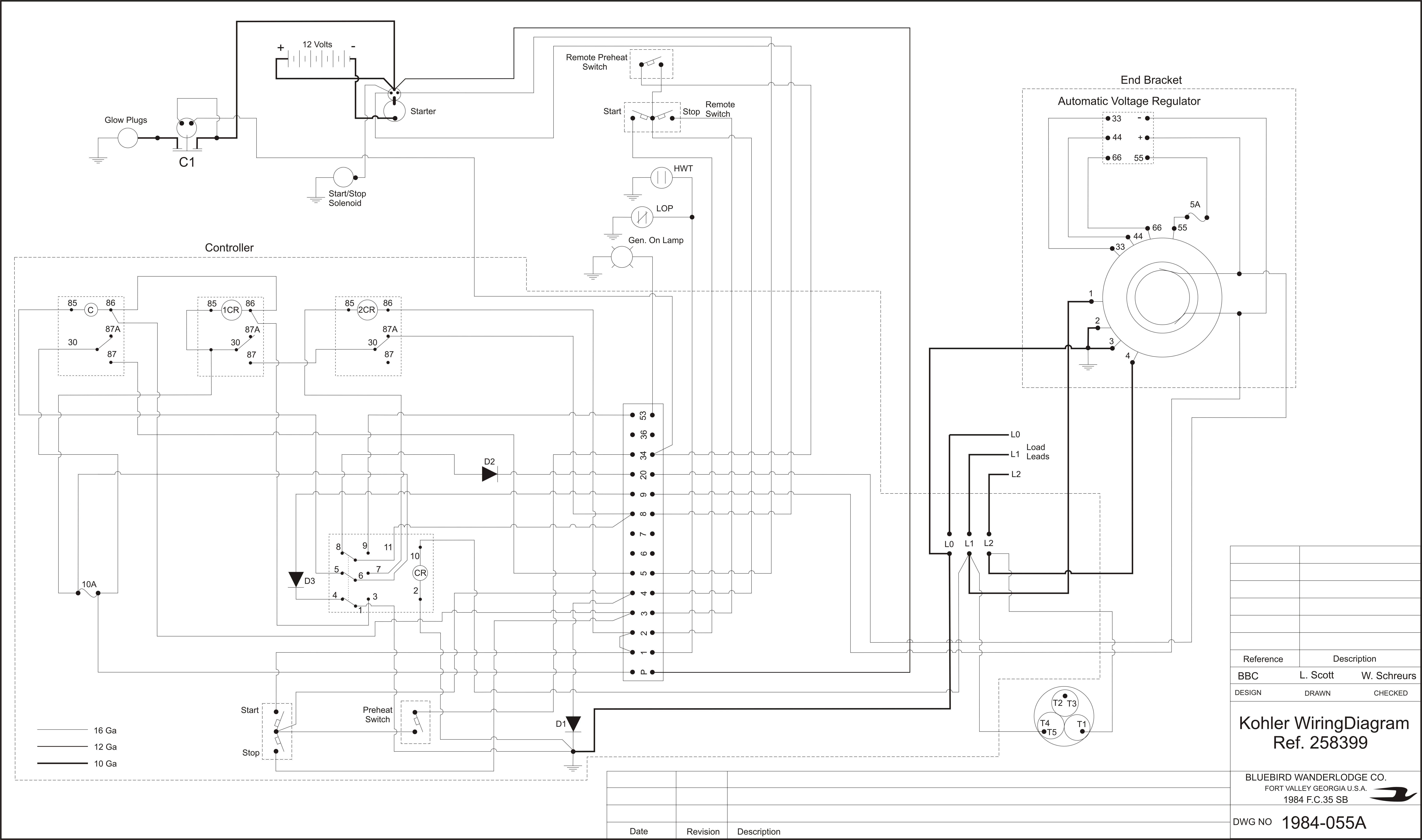 Wanderlodgeownersgroup Com  Downloads  Generator  Kohler Drawings