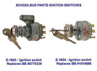 Ignition Switch Part Numbers  Wanderlodge Owners Group