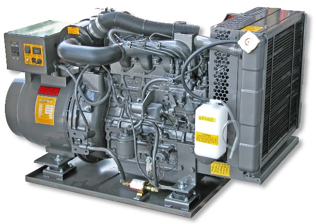 Kubota Cyl Engine
