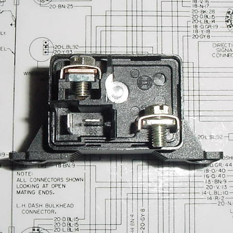 the bosch relay unraveled 12v 40 amp relay wiring diagram #9