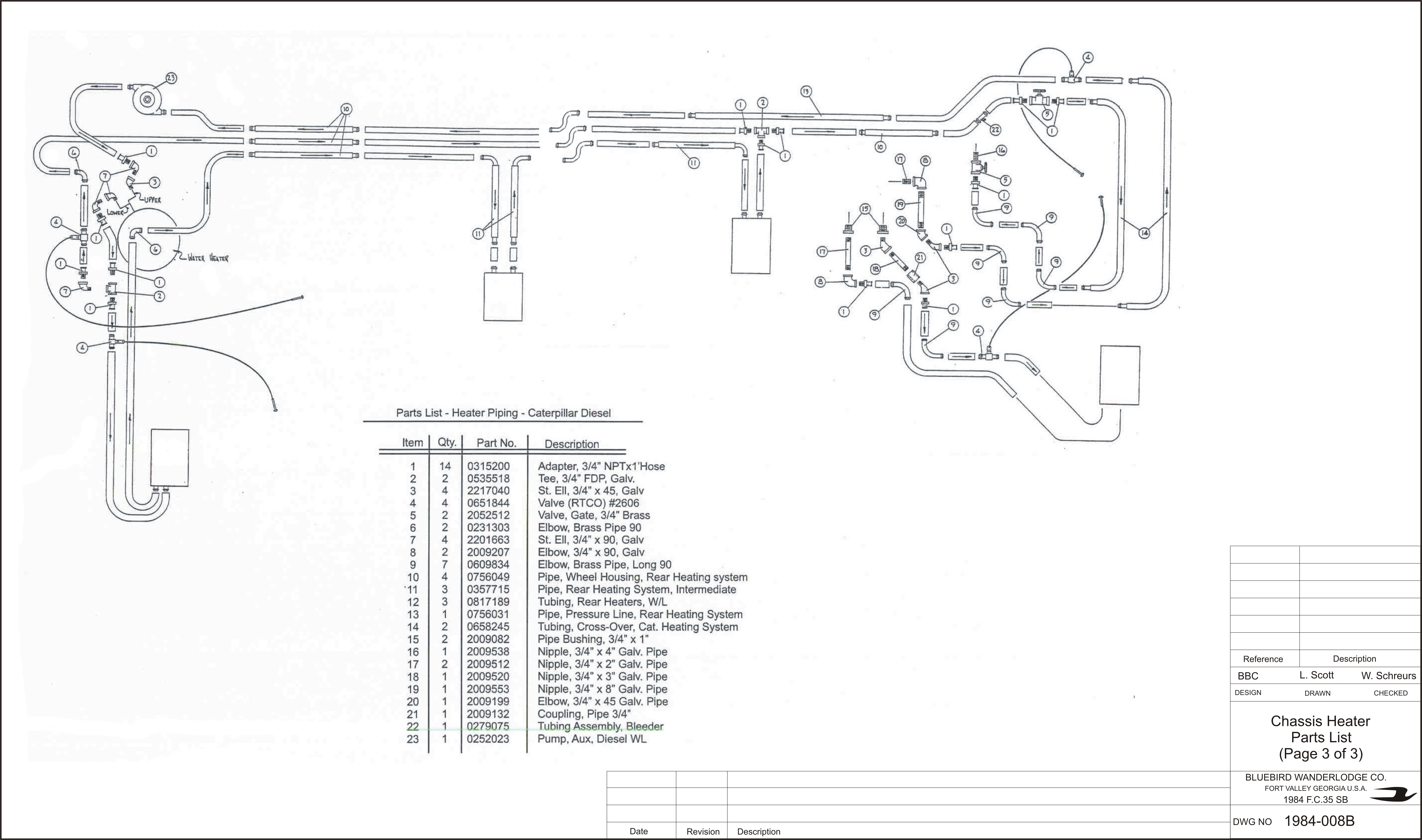 bluebird alternator wiring schematics trusted wiring diagrams u2022 rh weneedradio org bluebird bus wiring schematics One Wire Alternator Wiring Diagram
